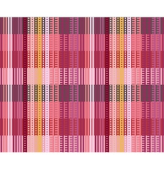 Striped-pattern-red vector