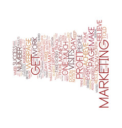 The law of averages text background word cloud vector