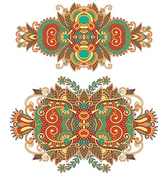 Floral adornment for your design vector