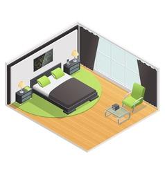 1605i101022Sm004c11living room interior isometric vector image