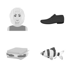 leisure business industry and other web icon in vector image