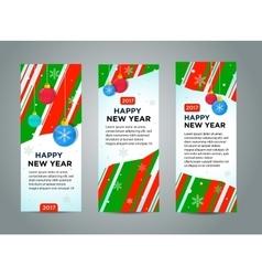 Big sale banner set vector image