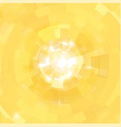 sun orange background yellow creative blurred vector image