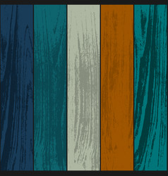 wooden textures set vector image