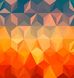 Abstract colorful background design vector image