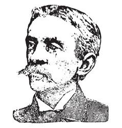 Francis stockton vintage vector