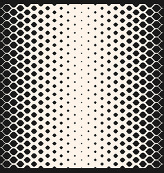 Halftone seamless pattern geometric mesh grid vector