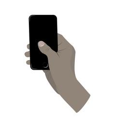 smartphone vector image