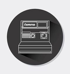 pothographic icon vector image