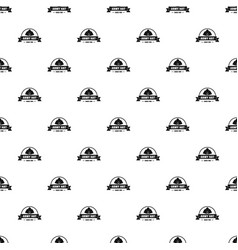 Army hat pattern seamless vector