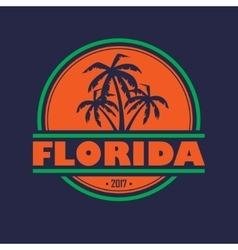 Florida 2017 label vector