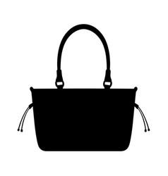 lady bag vector image