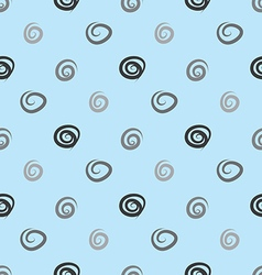 Cute abstract seamless pattern vector