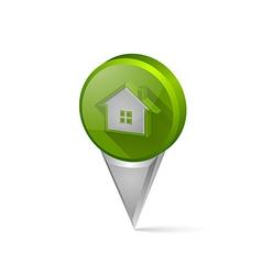 House pointer vector