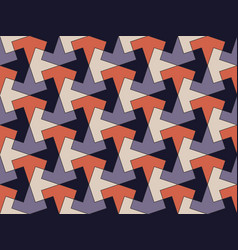 modern seamless pattern in style of vector image
