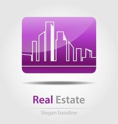 Originally created business icon vector