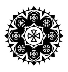 Sacred geometry 0182 vector