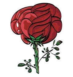 Greetings festive beauty mark rose vektor vector
