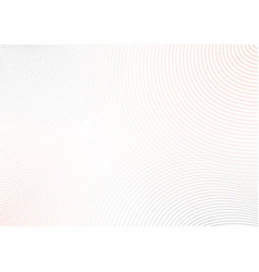 abstract curve dashed line background vector image