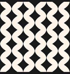 art deco seamless pattern monochrome geometric vector image rh vectorstock com art deco geometric pattern vector free art deco fan pattern vector