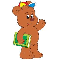 Bear reader vector
