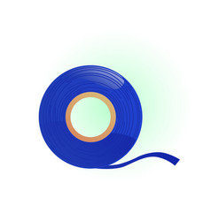 Insulating tape vector