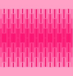 pink h alphabet pattern background vector image
