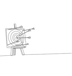 single continuous line drawing professional vector image