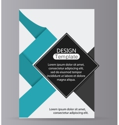 design template website decoration layout icon vector image