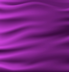 Smooth elegant luxury purple silk or satin texture vector