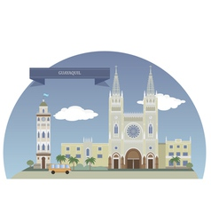 Guayaquil vector