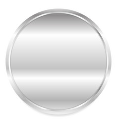 Metal metallic circle eps 10 graphics vector