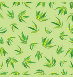 leaves pattern 1 vector image