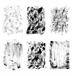 grunge design texture vector image
