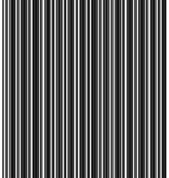 Pattern with vertical black stripes vector image vector image