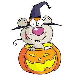 Halloween Mouse vector