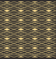 Abstract art deco seamless pattern 06 vector