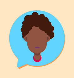 Callcenter woman support online operator customer vector
