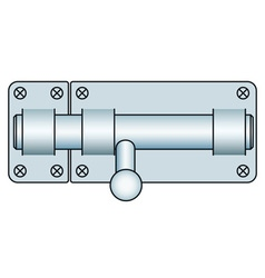 Door lock fastening vector