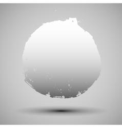 Grunge template shape vector
