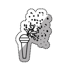 microphone icon stock image vector image