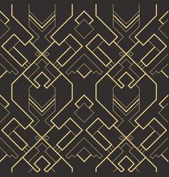 modern geometric tiles pattern02 vector image