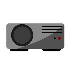 Projector icon image vector