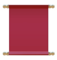 Red cloth vector