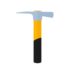 carpenter hammer tool icon stock image vector image