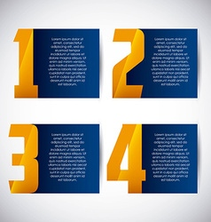 Infographics concept design vector