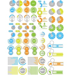 INFOGRAPHICS ELEMENTS 2 TOY vector image