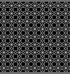 white japanese seamless on black background vector image vector image