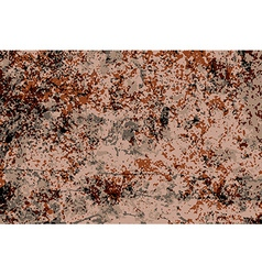 Abstract texture of brown and red vector image