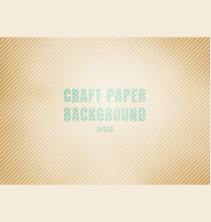 craft paper brown corrugated cardboard stained vector image